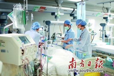 在今年初,第三人民医院护理部曾经发放数百份调查问卷,结果显示,icu