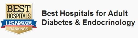 2015年美国最佳糖尿病和内分泌科医院排名