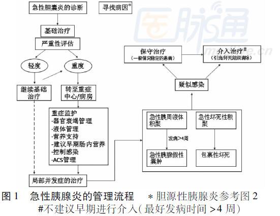 2013急性胰腺炎指南_《2015年日本肝胆胰外科学会指南:急性胰腺炎的管理》推荐意见