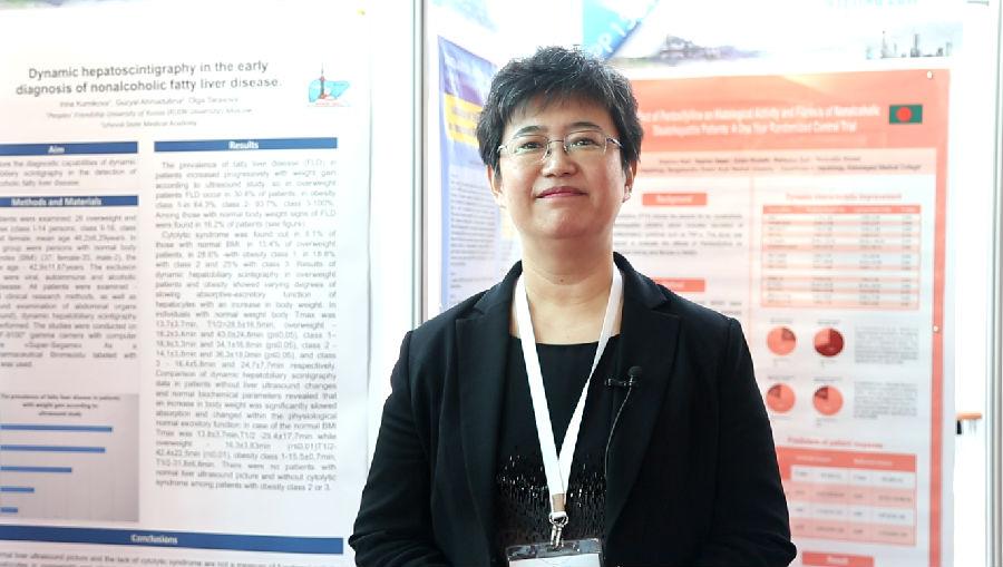 [APASL 2017]尤红教授访谈:肝纤维化的无创检测及诊疗进展 - d19571004 - d19571004的博客
