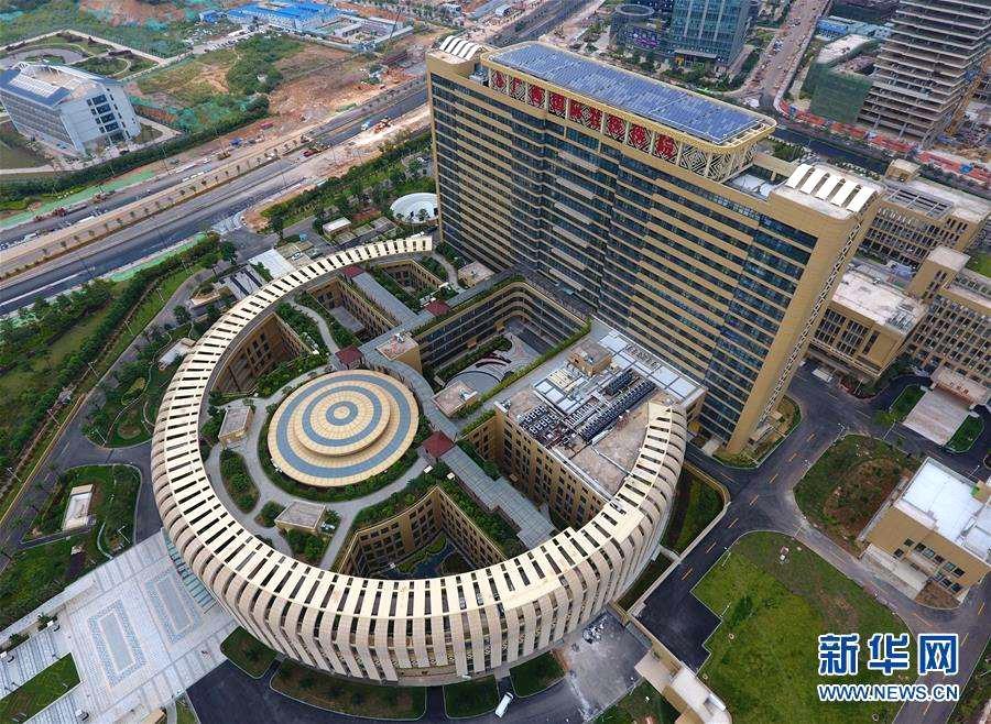 造价15亿元医院大楼屡遭网友吐槽:造型如马桶 医脉3分钟
